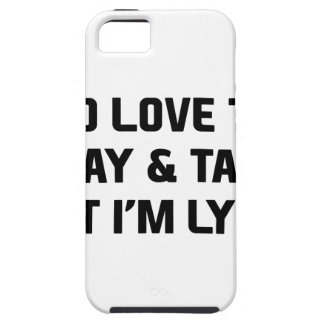 Stay & Talk iPhone 5 Covers