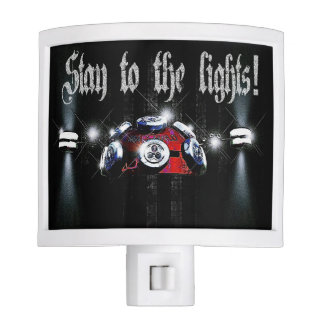 STAY TO THE LIGHTS Night Light