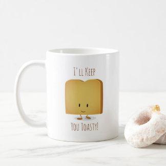 Stay Toasty Character Illustration | Mug