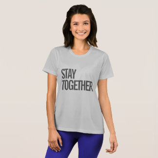 Stay Together Women's Workout Shirt