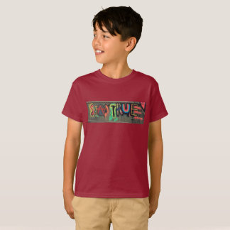 Stay True By Ryan JT Brown T-Shirt