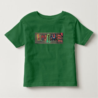 Stay True By Ryan JT Brown Toddler T-shirt