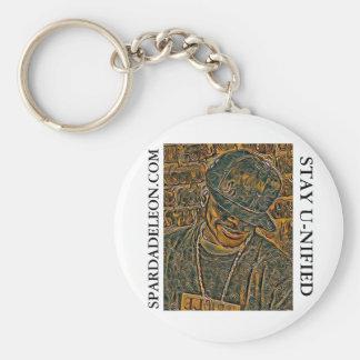 STAY U-NIFIED Keychain. Keychain