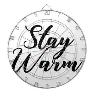Stay-Warm Dartboard