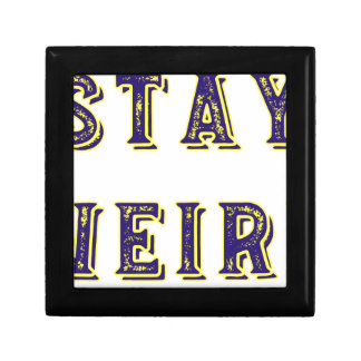 Stay Weird Gift Box