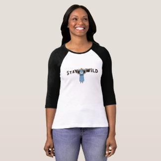 Stay Wild Llama Shirt