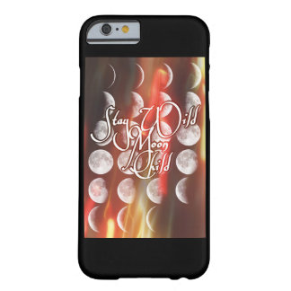 Stay wild moon child barely there iPhone 6 case
