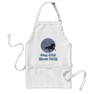 Stay Wild Moon Child Standard Apron