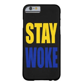 Stay Woke iPhone Case