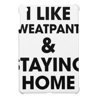 Staying Home iPad Mini Covers
