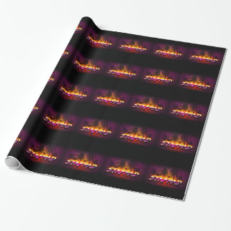 StayRad 80s Wrapping Paper