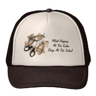 Stays At The Salon (customizable) Trucker Hat
