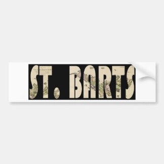 stbarts1801 bumper sticker