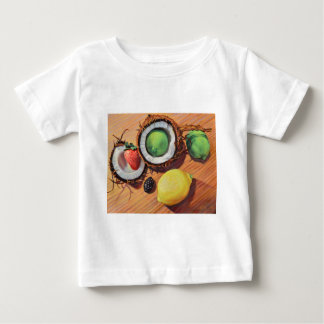 StBerry Lime Lemon Coconut Unity Baby T-Shirt
