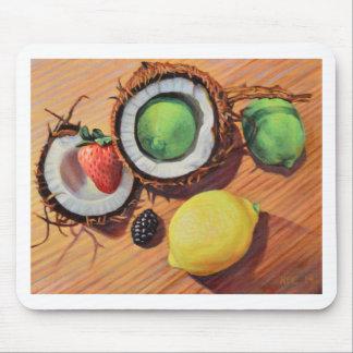 StBerry Lime Lemon Coconut Unity Mouse Pad