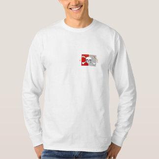 STC Pirate Flag Long Sleeve T-Shirt