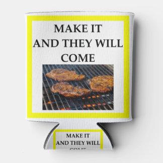 steak can cooler