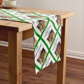 STEAK SHORT TABLE RUNNER