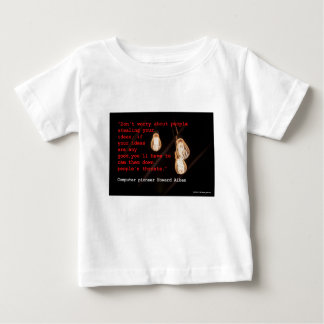 Stealing Ideas Baby T-Shirt