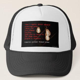 Stealing Ideas Trucker Hat
