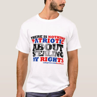 Stealing My Rights T-Shirt