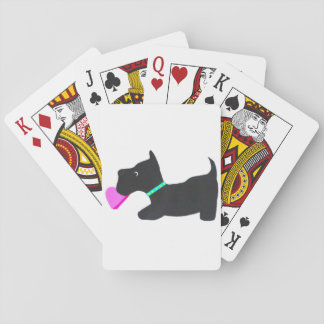 STEALING YOUR HEART PLAYING CARDS