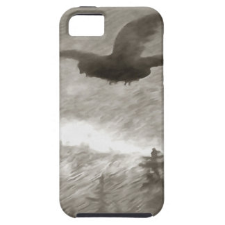Stealth And Surprise Of The Night Owl iPhone 5 Cases