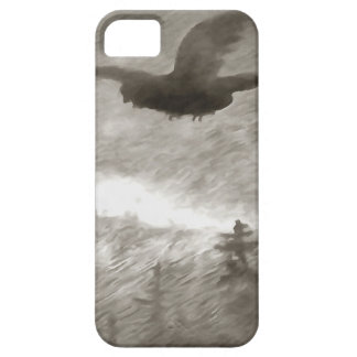 Stealth And Surprise Of The Night Owl iPhone 5 Cover