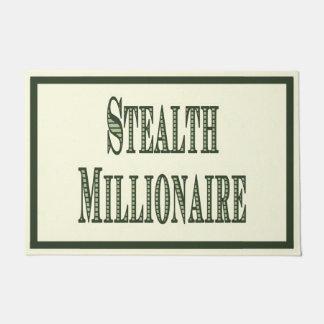 Stealth Millionaire Doormat