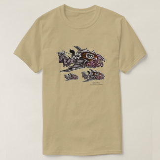 Steam Battalions T-shirt 11 - Barracuda Variant 1