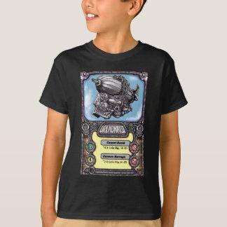 Steam Battalions T-shirt 15 - Dreadnaut Card