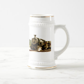Steam Beer Stein