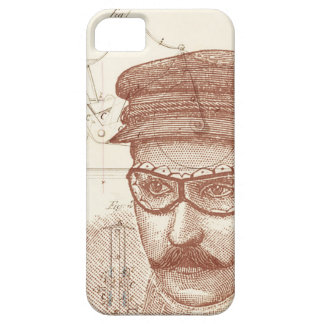 Steam Bicycle Inventor iPhone 5 Cover