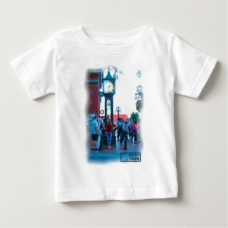Steam Clock Baby T-Shirt