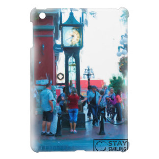 Steam Clock iPad Mini Cover