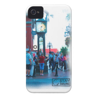 Steam Clock iPhone 4 Case-Mate Cases
