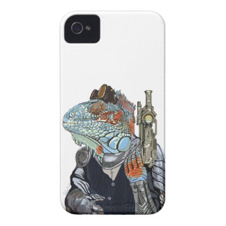 Steam Dragon Sheriff Case-Mate iPhone 4 Case