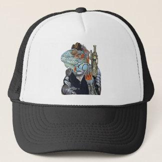Steam Dragon Sheriff Trucker Hat