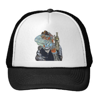 Steam Dragon Sheriff Trucker Hat