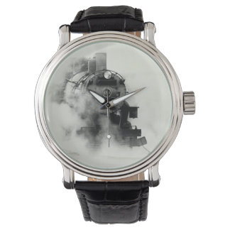 Steam Engine #475 Watch