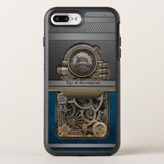 Steam Engine.Age of Steampunk. OtterBox Symmetry iPhone 7 Plus Case