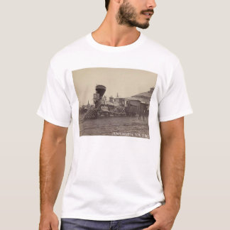 Steam Engine Alexandria, Va 1862 Train T-Shirt