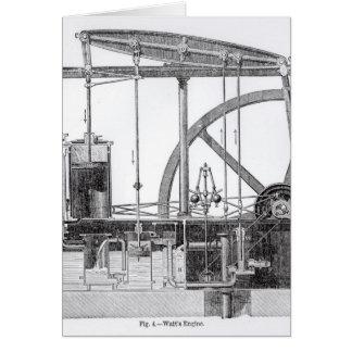Steam Engine Card