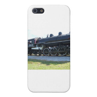 Steam Engine Cover For iPhone 5/5S