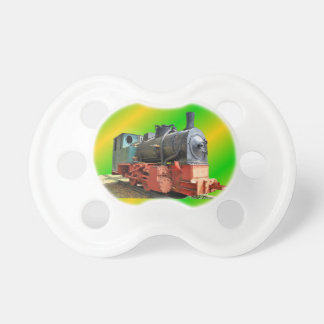 Steam engine pacifier