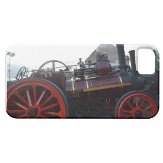 steam engine phone cover