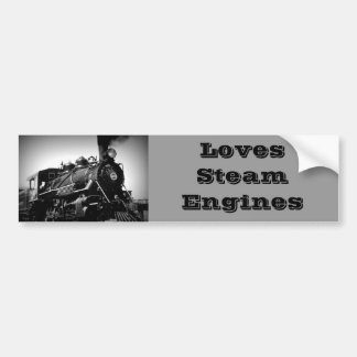 Steam Engine Sticker