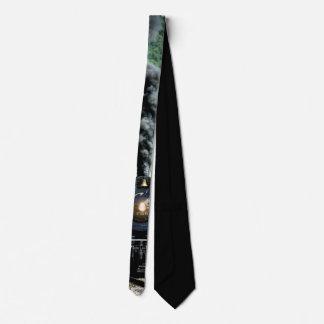 Steam engine tie