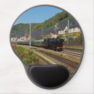 Steam engine with special train in Lorch Gel Mouse Pad