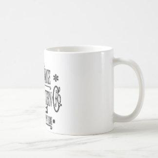 Steam Gauge Lantern logo 1883  lantern coffee mug